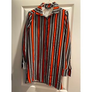 Oversized Button Up
